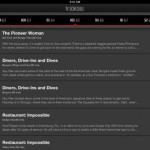 Watch Food Network for iPad 5