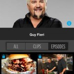 Watch Food Network for iPhone 2