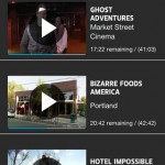 Watch Travel Channel for iPhone 4