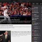 Yahoo! Sports for iPad 1