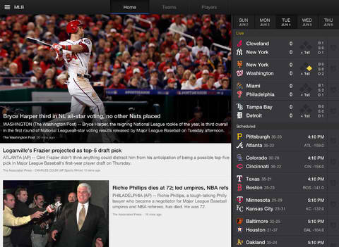 Get A Sportacular Kick Out Of The New Yahoo! Sports App For iPhone And iPad
