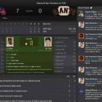 Yahoo! Sports for iPad 2