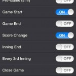 Yahoo! Sports for iPhone 5