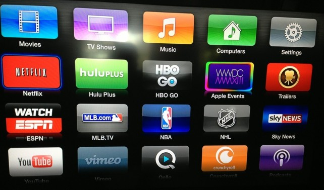 Apple TV Now Offering HBO GO And WatchESPN Programming Thanks To New Update