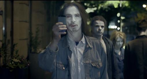 Nokia použila v nové TV reklamě zombie a iPhone (Video)