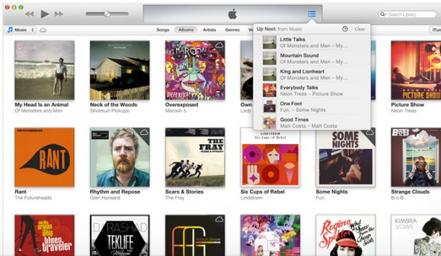 Apple Releases Version 11.0.4 Of iTunes