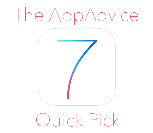 The AppAdvice iOS 7 Quick Pick: Auto App Downloads And Passbook Change Highlighted