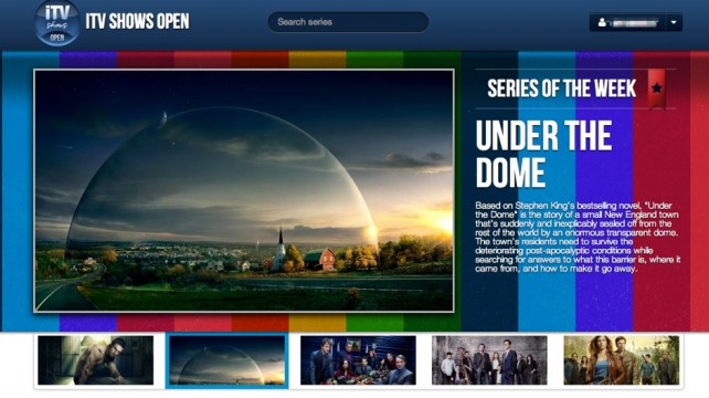 The Popular iTV Shows App Now Has A Companion Website Called TV Shows Open