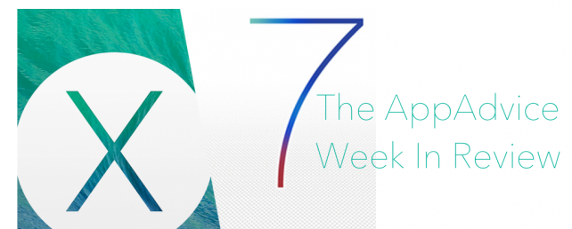 The AppAdvice Week In Review: WWDC, iOS 7, OS X Mavericks, Mac Pro And More