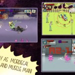 Best Park In The Universe - Regular Show for iPad 2