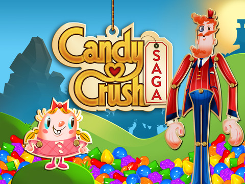 Grossing Freemium Match-Three Game Candy Crush Saga Gains New Levels