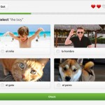 Duolingo for iPad 3