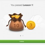 Duolingo for iPad 4
