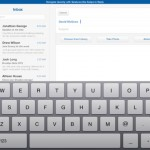 Evomail for iPad 3