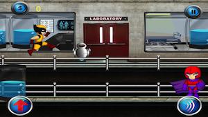 Action Z-Men Boy Heroes Free by Zen Capital Pty Ltd screenshot