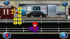 Action Z-Men Boy Heroes Free by Zen Capital Pty Ltd screenshot