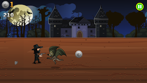 Vampire Hunter - Slayer of The Undead Free Running Action Game by Robert Walden IV screenshot