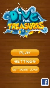 Dive for Treasures by Eccentricity screenshot