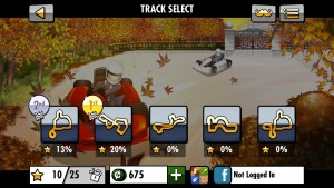 Red Bull Kart Fighter 3 - Unbeaten Tracks by Red Bull screenshot