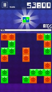 Blitz Block Robo by Nexus Game Studio screenshot