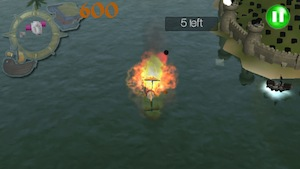 Pirate Attack by Amit Barman screenshot