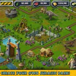 Jurassic Park Builder for iPad 1