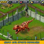 Jurassic Park Builder for iPad 3