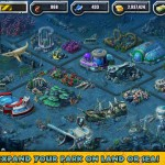 Jurassic Park Builder for iPad 4