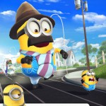 Minion Rush for iPad 4