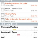 OmniFocus for iPhone 1