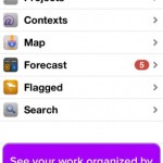 OmniFocus for iPhone 4
