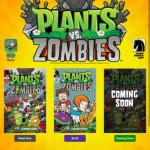 Plants vs Zombies Comics for iPad 1