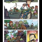 Plants vs Zombies Comics for iPad 3