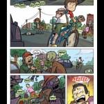 Plants vs Zombies Comics for iPad 3