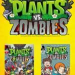 Plants vs Zombies Comics for iPhone 1