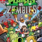 Plants vs Zombies Comics for iPhone 3