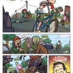 Plants vs Zombies Comics for iPhone 4