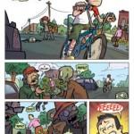 Plants vs Zombies Comics for iPhone 4