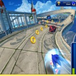 Sonic Dash 1.4 for iPad 1