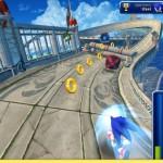 Sonic Dash 1.4 for iPad 1