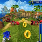 Sonic Dash 1.4 for iPad 2