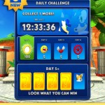 Sonic Dash 1.4 for iPad 3
