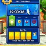 Sonic Dash 1.4 for iPad 3
