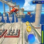 Sonic Dash 1.4 for iPad 4