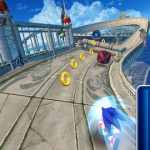 Sonic Dash 1.4 for iPhone 1