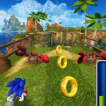 Sonic Dash 1.4 for iPhone 2