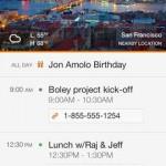 Tempo Smart Calendar 1