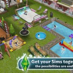 The Sims FreePlay for iPad 3