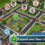 The Sims FreePlay for iPad 5