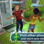 The Sims FreePlay for iPhone 1
